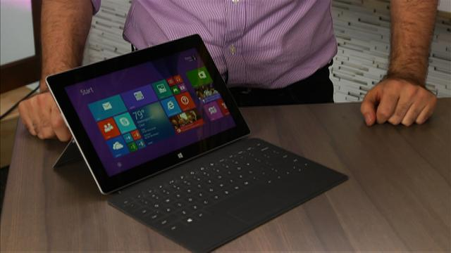 Surface 2 gets a design and hardware update