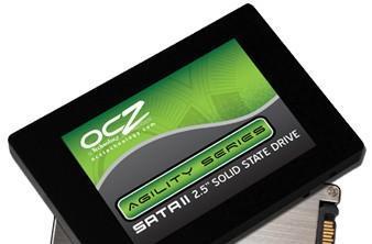 OCZ intros 2.5-inch Agility SSD line: 120GB for $349.99