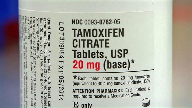 Breast cancer study suggests doubling length of tamoxifen use