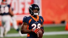 Contract Year: Predicting RB Royce Freeman's Odds of Re-Signing With Broncos