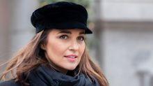 Paula Echevarría muestra su corte de pelo en su visita virtual a 'El Hormiguero'