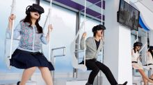 VR任意門 5 種非一般虛擬實境體驗