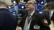 Markets Right Now: Stocks end mostly higher; Boeing falls