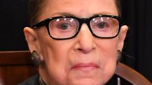 Justice Ginsburg released from hospital after treatment for possible infection