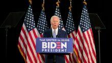 Biden clinches Democratic nomination for 2020 race against Trump