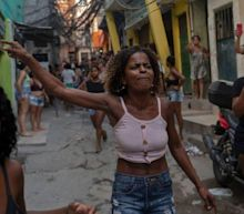 Brazil violence: Rio police accused by residents of abuses in raid