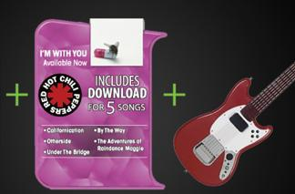 New Rock Band 3 bundles from Mad Catz include 5 free DLC songs