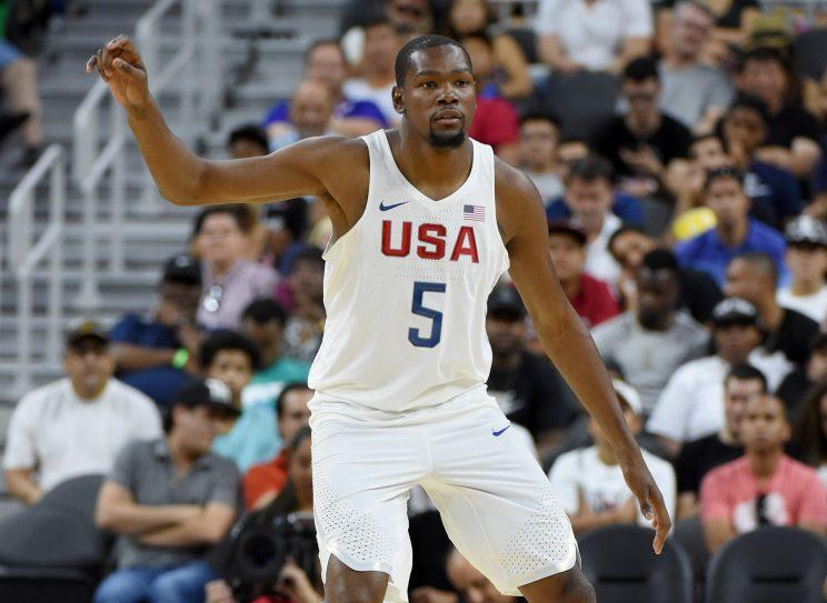 6736934c8e58 Kevin Durant eager to turn boos into cheers
