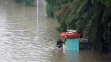 August rains flood Pakistan's financial capital, shatter records