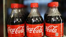 Coca-Cola beats on earnings but the coronavirus is now wreaking havoc on the soda giant