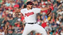 Cleveland Indians' Aaron Civale on lessons learned and a shout-out to the crowd