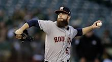 Dallas Keuchel looks to be regaining his Cy Young form for Astros