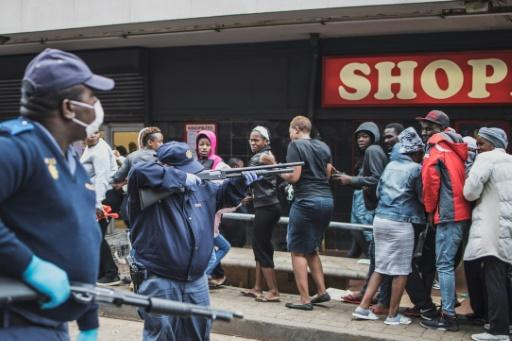 Covid 19 Südafrika