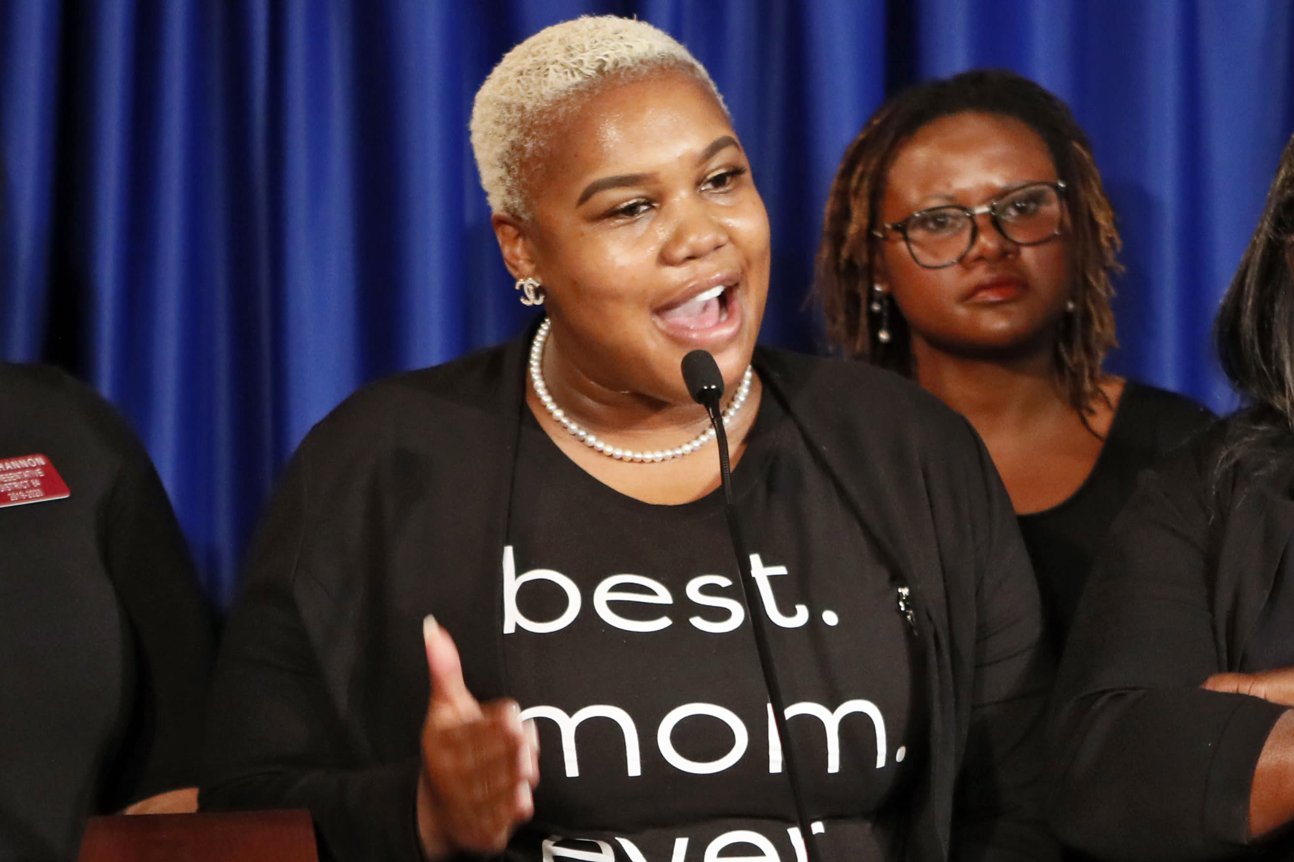Black Politician Says She was Told 'Go Back Where You Came From'