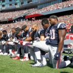 US Olympians divided on NFL flag protests
