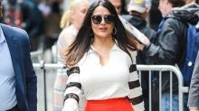 Los costosos looks de Salma Hayek