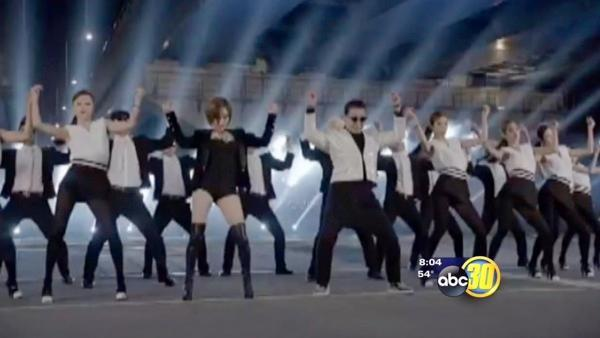 Gangnam Style's, Psy, hopes to ease tension in Korea