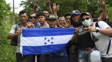 Caravane de migrants: le Mexique déploie des militaires à sa frontière avec le Guatemala