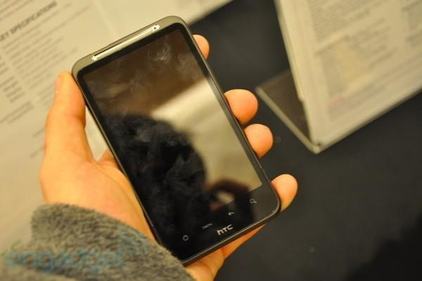 HTC Inspire 4G for AT&T hands-on