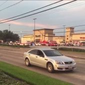 Nine injured in Houston shooting, suspect killed