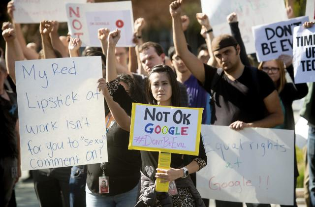How Google's scandals gave rise to the tech labor movement