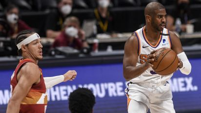 Sweep! CP3 continues to amaze in 37-point night