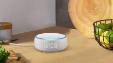 Converse com a Alexa: Echo Dot com 100 reais de desconto