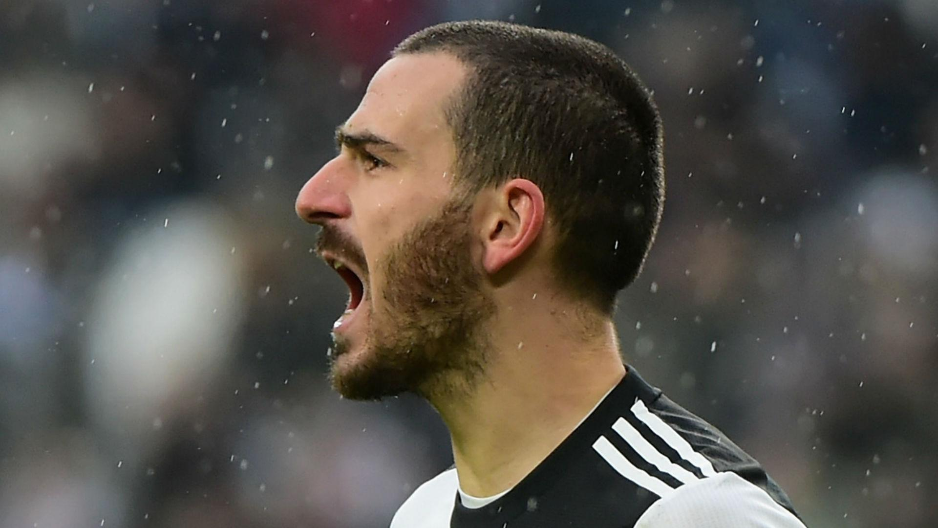 Bonucci Takes Aim At Juventus Rivals Who Called For Serie A Abandonment After My Most Beautiful Title Win