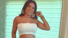 Andressa Ferreira rebate comentário irônico sobre gravidez: 'Pai está aqui do meu lado'