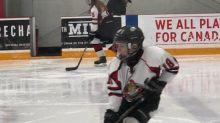 Pandemic restrictions threaten to put minor hockey season on ice