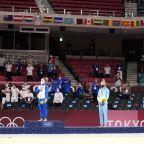 Kosovo hails Krasniqi's gold medal in judo at Tokyo Games