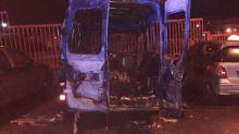 Bruciate due ambulanze a Martina Franca