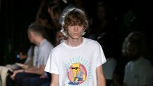 Bart Simpson is fashion's latest muse