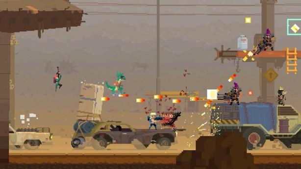 Super Time Force review: Chronological disorder