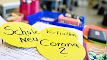 Corona-Pandemie: Fast 700 Corona-Fälle an Berliner Schulen