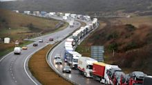 7,000 trucks could face two-day Brexit delays at Dover, Gove warns