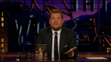 James Corden Sent a Bunch of Copies of 'Philadelphia' to Make Trump Care About AIDS
