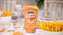 Heinz to launch new MayoChup hybrid condiment in UK called Saucy Sauce