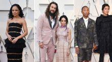 Outfit-Hommage bei den Oscars 2019: Diese Stars trugen Designs von Karl Lagerfeld