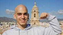 La 2 estrena un documental sobre la lucha de Pablo Ráez contra la leucemia