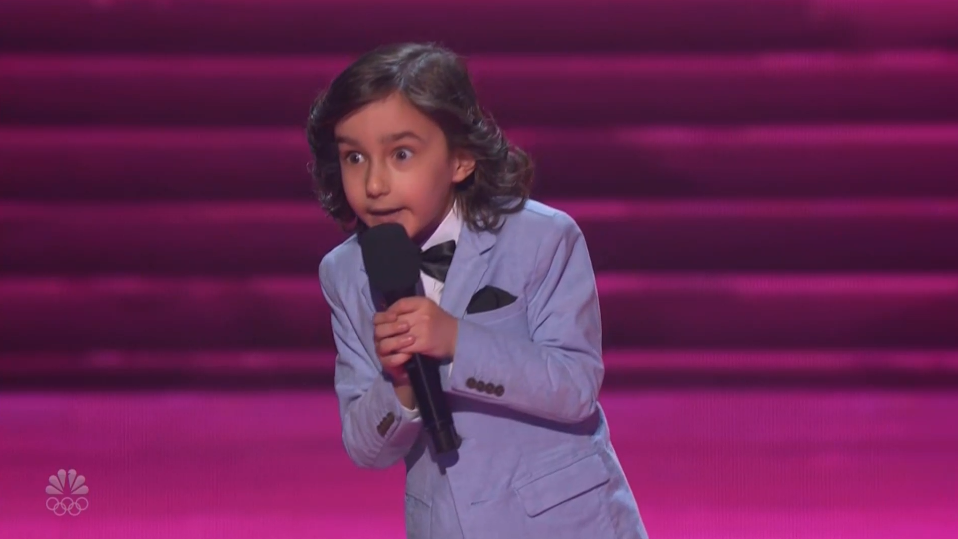'AGT' judges can't believe shade 7-year-old comedian throws at them: 'He's vicious'
