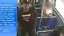 Caught on camera: Man steals chain from woman on SEPTA bus