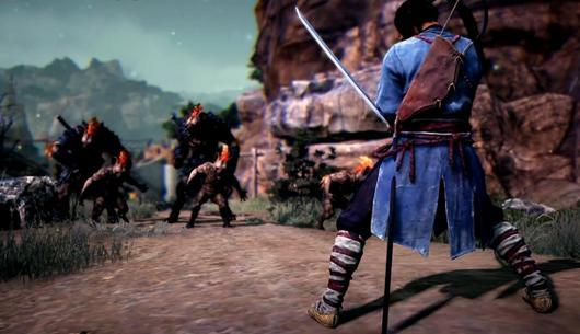 A Samurai class is coming to Black Desert