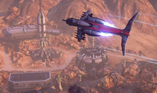 Matt Higby discusses PlanetSide 2's roadmap and server merges