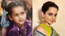 Sis Rangoli Chandel Shares a Cute Throwback Pic on Kangana's B'day