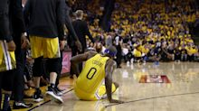 Steve Kerr: DeMarcus Cousins will not need surgery, likely to miss entirety of playoffs
