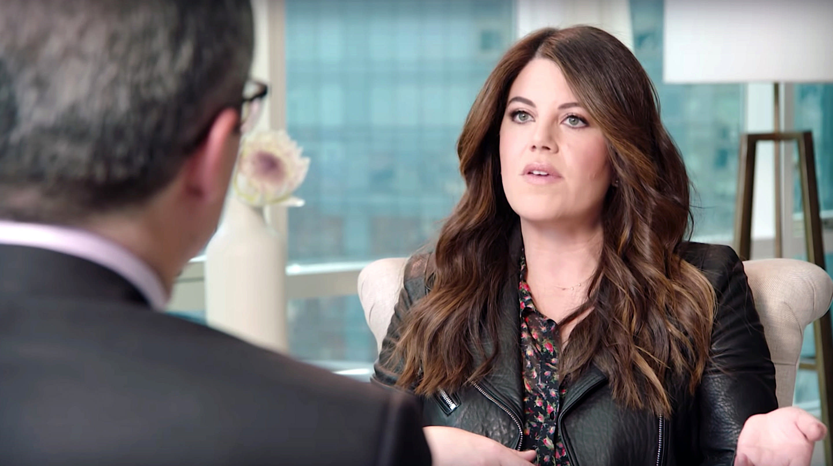 John Oliver, With Help From Monica Lewinsky, Calls Out Public Shaming