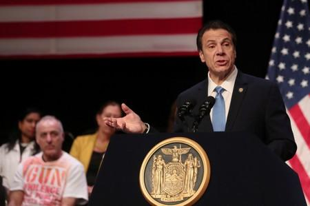 NY governor signs bill allowing release of president's state tax returns