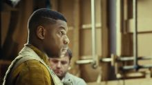 'Last Jedi' mystery solved: John Boyega explains why Finn had different haircut, costume in set footage