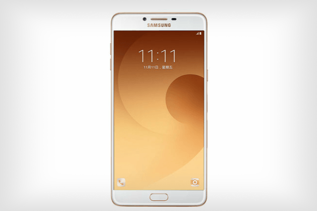 The Galaxy C9 Pro is the first Samsung smartphone with 6GB RAM